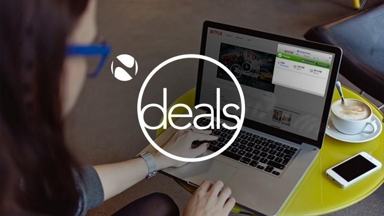 Save 61% off a Dashlane Premium & Hotspot Shield Elite VPN