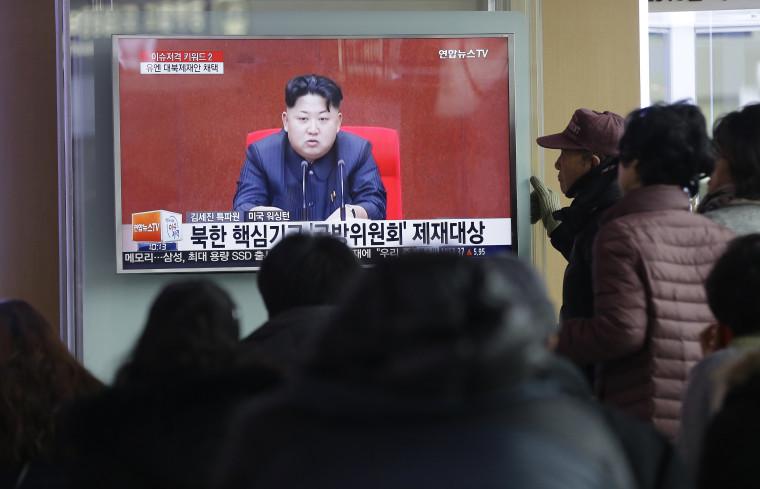 KCTV VoD service for North Korea