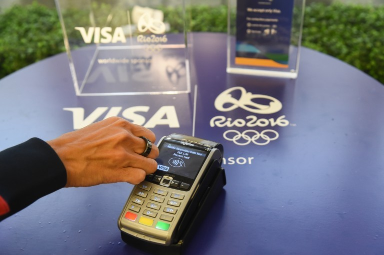 Visa-powered ring is no longer exclusive to Olympians