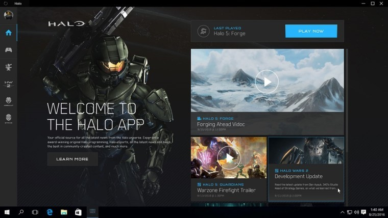 Halo 5 Anvil's Legacy Update Details; Forge Releases on Win10 in September