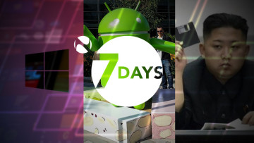 7 Days: A week of Nougat, more Anniversary Update issues, and Manbang