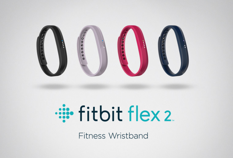 Fitbit unveils the bigger Charge 2, and waterproof Flex 2 fitness