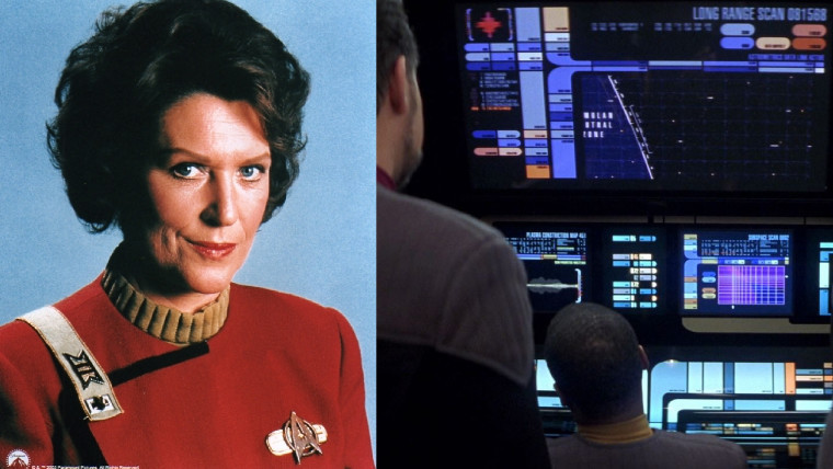 The voice of Star Trek's LCARS computer may soon be available for your devices