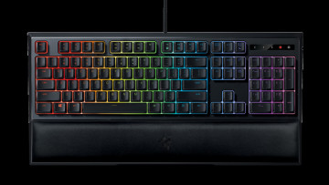 Ornata keyboard