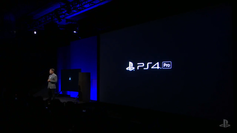 PlayStation 4 Pro announced, 4K and HDR support in tow, priced at