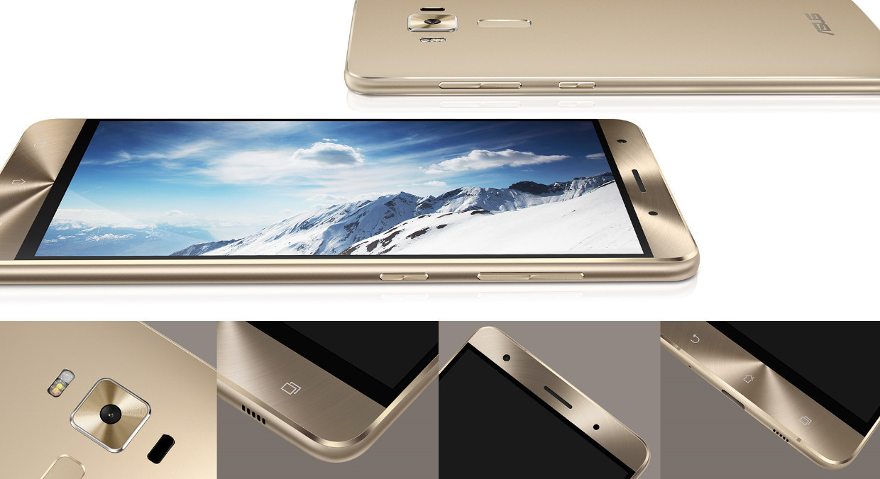 ASUS ZenFone 3 Deluxe, the world's first smartphone with ...