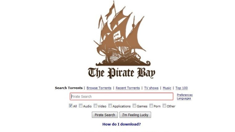 Pirate Bay Allegedly Runs A Bitcoin Miner In Background Of User Systems But It Can Be Blocked