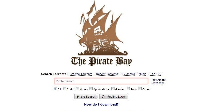 The Pirate Bay is now blocked as a malicious website in Google
