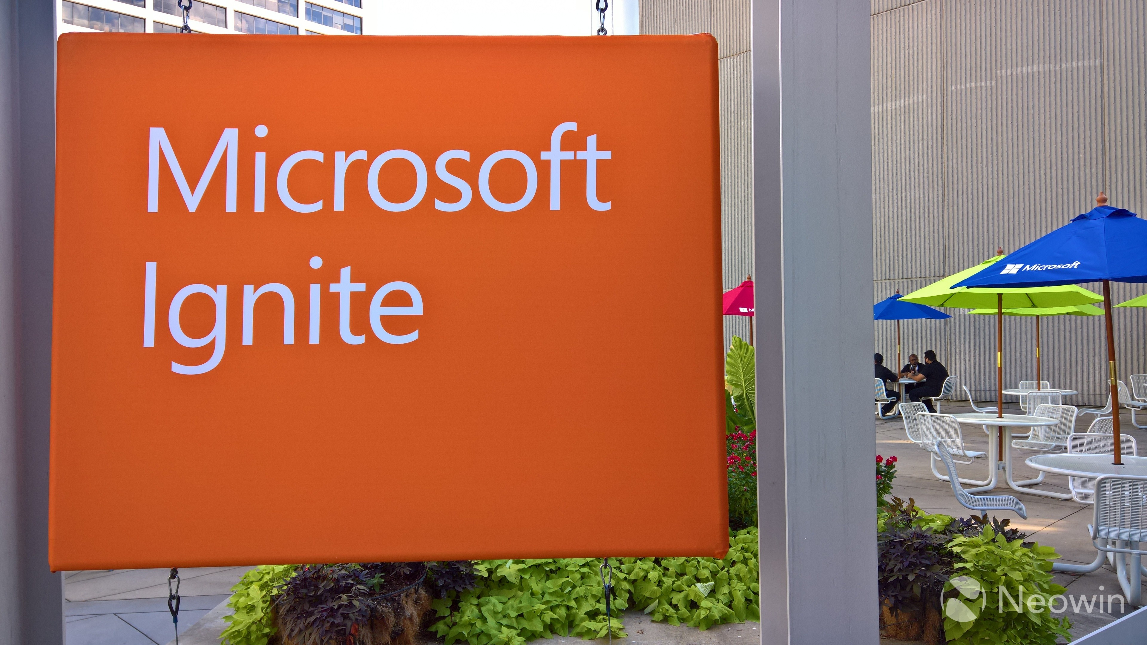 Microsoft unveils innovative new operating system at Ignite 2016