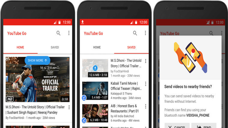 YouTube Go exits beta, now available in India and Indonesia