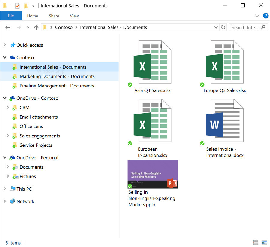 Microsoft announces major OneDrive improvements, including SharePoint Online sync preview