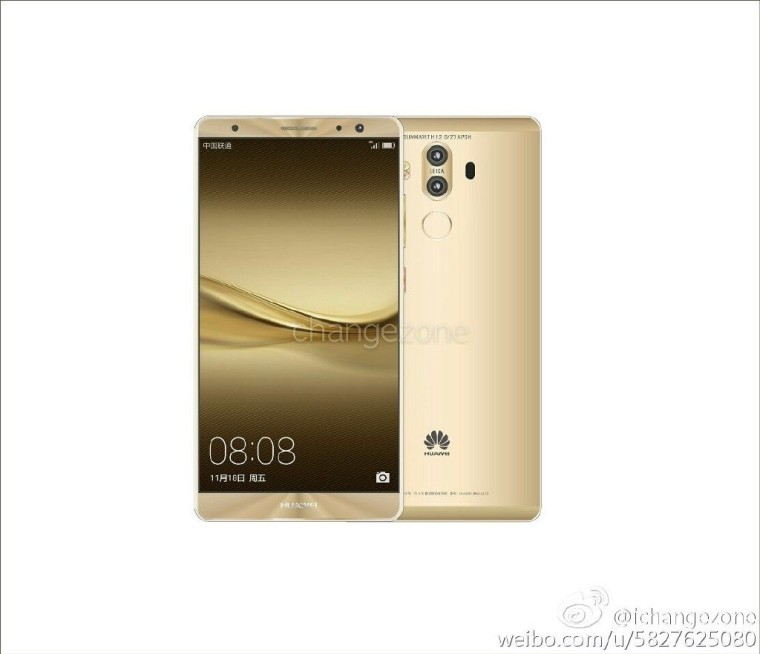 Huawei Could Launch Three Mate 9 Variants, Pricing Leaks