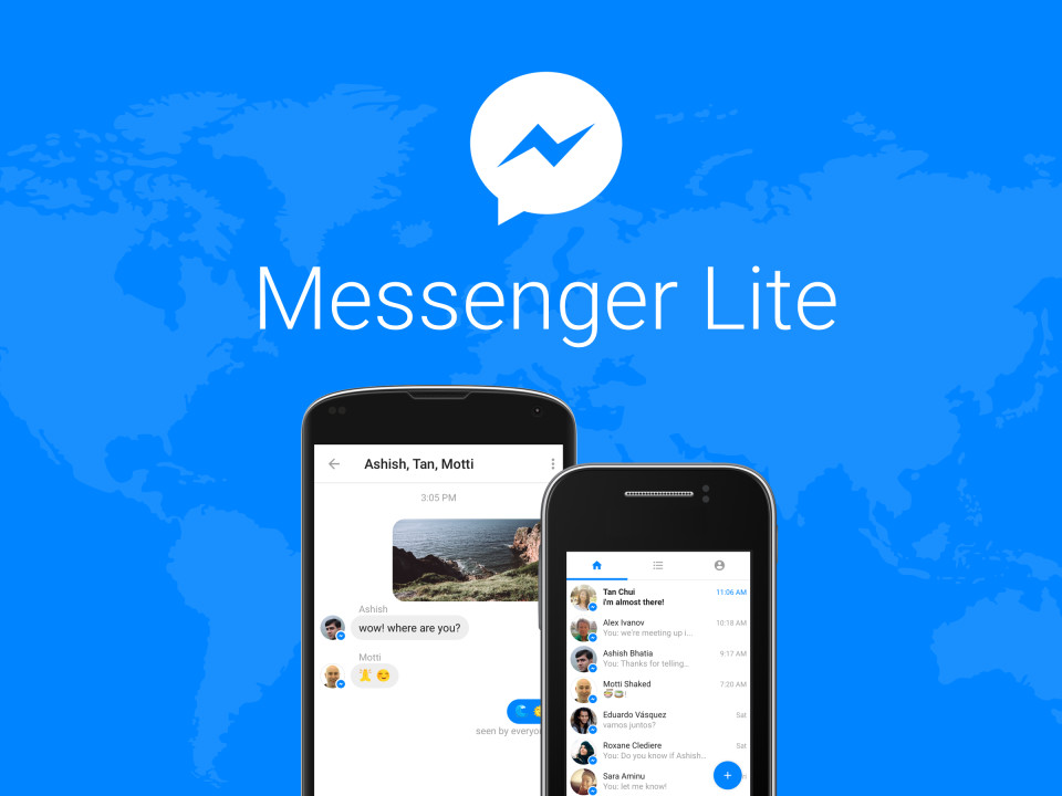 Facebook Messenger Lite Gets Video Chat Feature