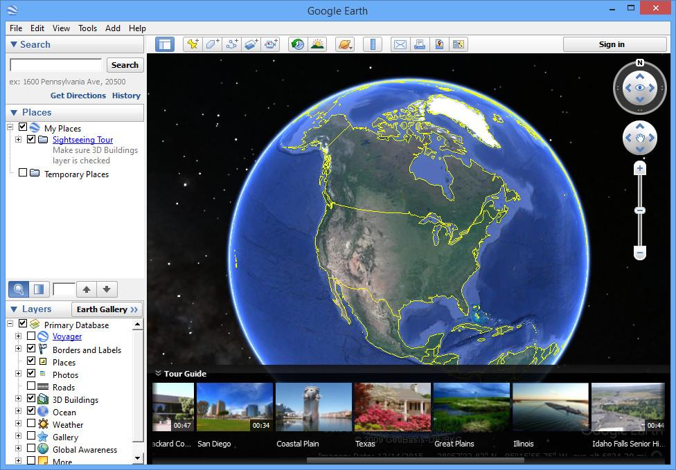 Google Earth Pro 7 1 8 3036 - Neowin