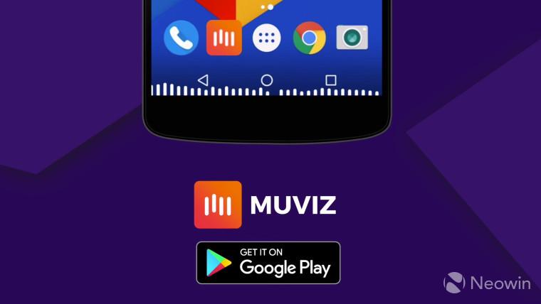 Android App Spotlight: Muviz puts an audio visualizer on