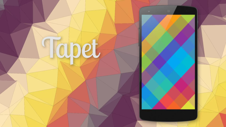 Android App Spotlight: Tapet generates an endless amount of wallpapers for  your device - Neowin