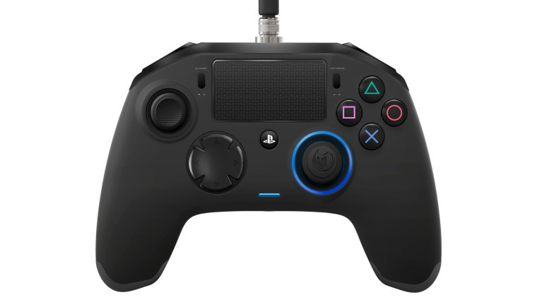 Sony Gives A Sneak Peek Of The Razer Raiju And Nacon Revolution Ps4 Controllers Neowin I cant stand the ps4 ds controllers, and was looking at a nacon revolution or razer raiju? nacon revolution ps4 controllers