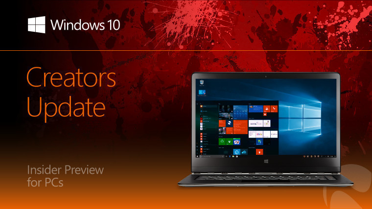 Windows 10 Insider Preview build 15007