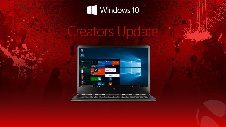 Dell confirms that Windows 10 Creators Update will roll out in April