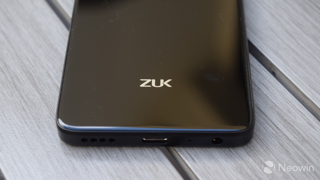 Lenovo ZUK Z2 review: Amazing value but with some big