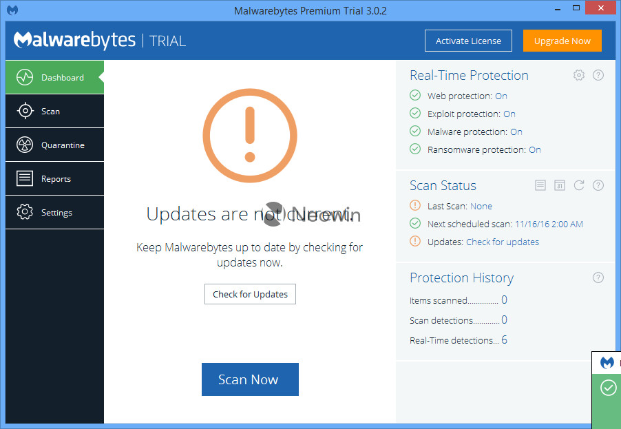 license key malwarebytes 3.2.2