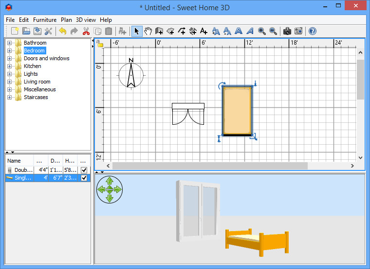 Sweet Home 3D is a free interior design application that helps you place  your furniture on a house 2D plan  with a 3D preview. Sweet Home 3D 5 4   Neowin