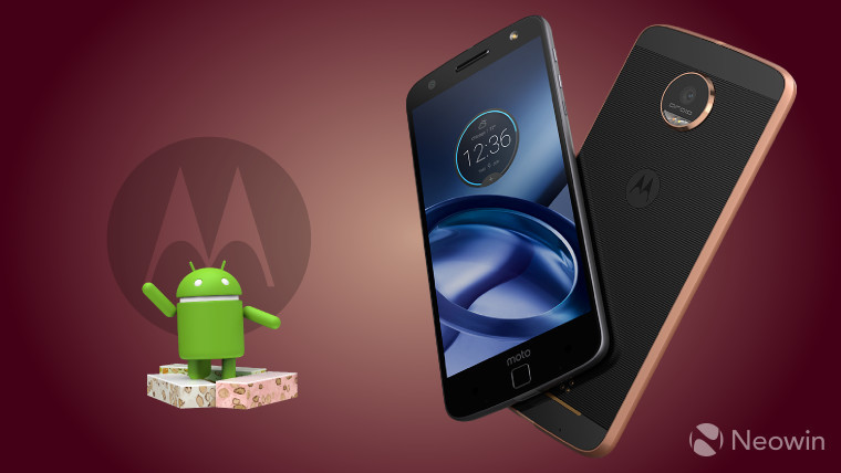 Android 7 0 Nougat rolls out to Moto Z and Moto Z Force on Verizon