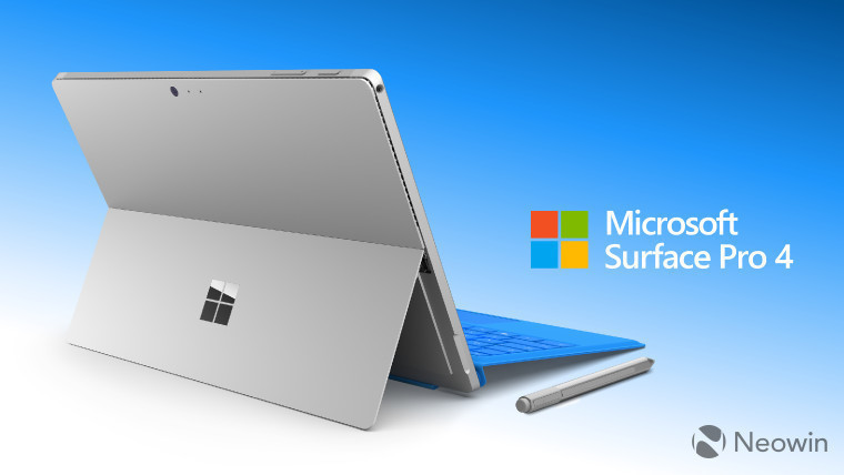 microsoft is offering 350 off surface pro 4 with core i5 8gb ram