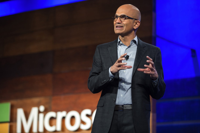 Stockholders question Satya Nadella's mobile division strategy at shareholders meeting