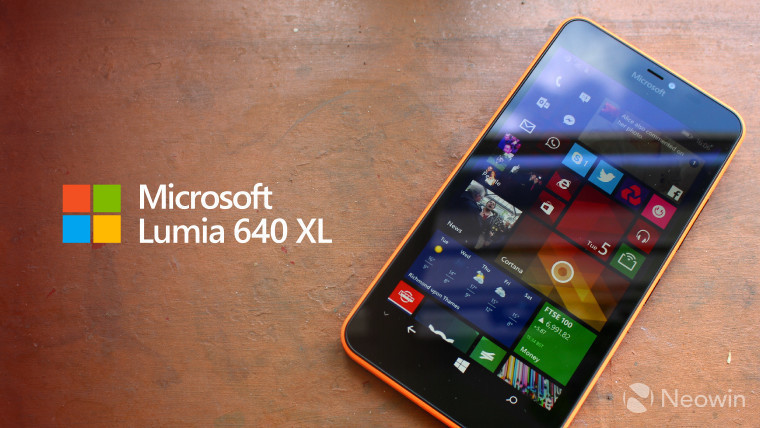 Microsoft's Lumia 640 XL is now available in the US for ...