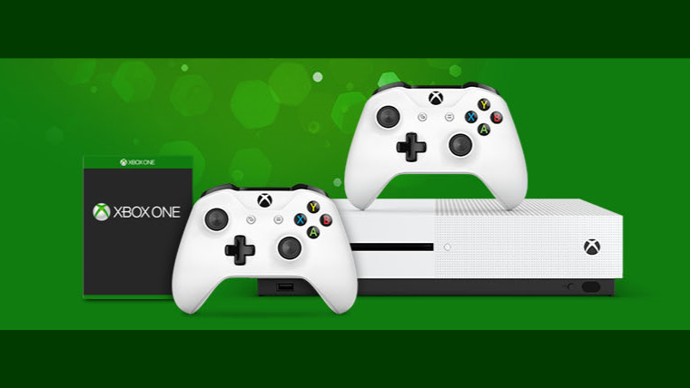 Microsoft Cuts 50 Off The Xbox One S Ahead Of Project Scorpio Reveal At E3 2017 Update