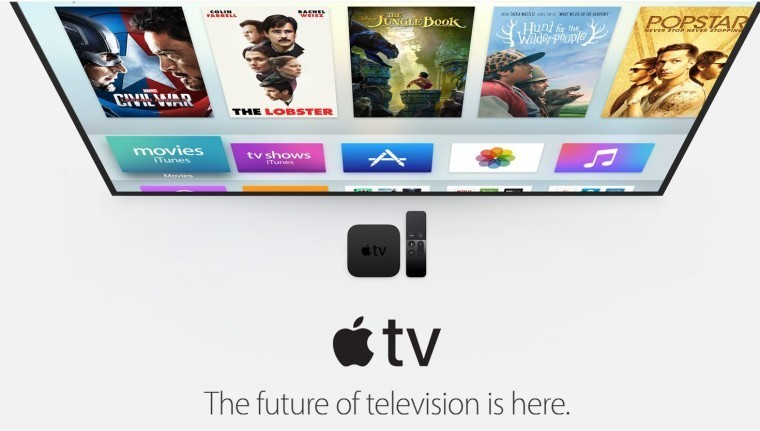 tvOS 11 wasn't announced today, but the developer beta is