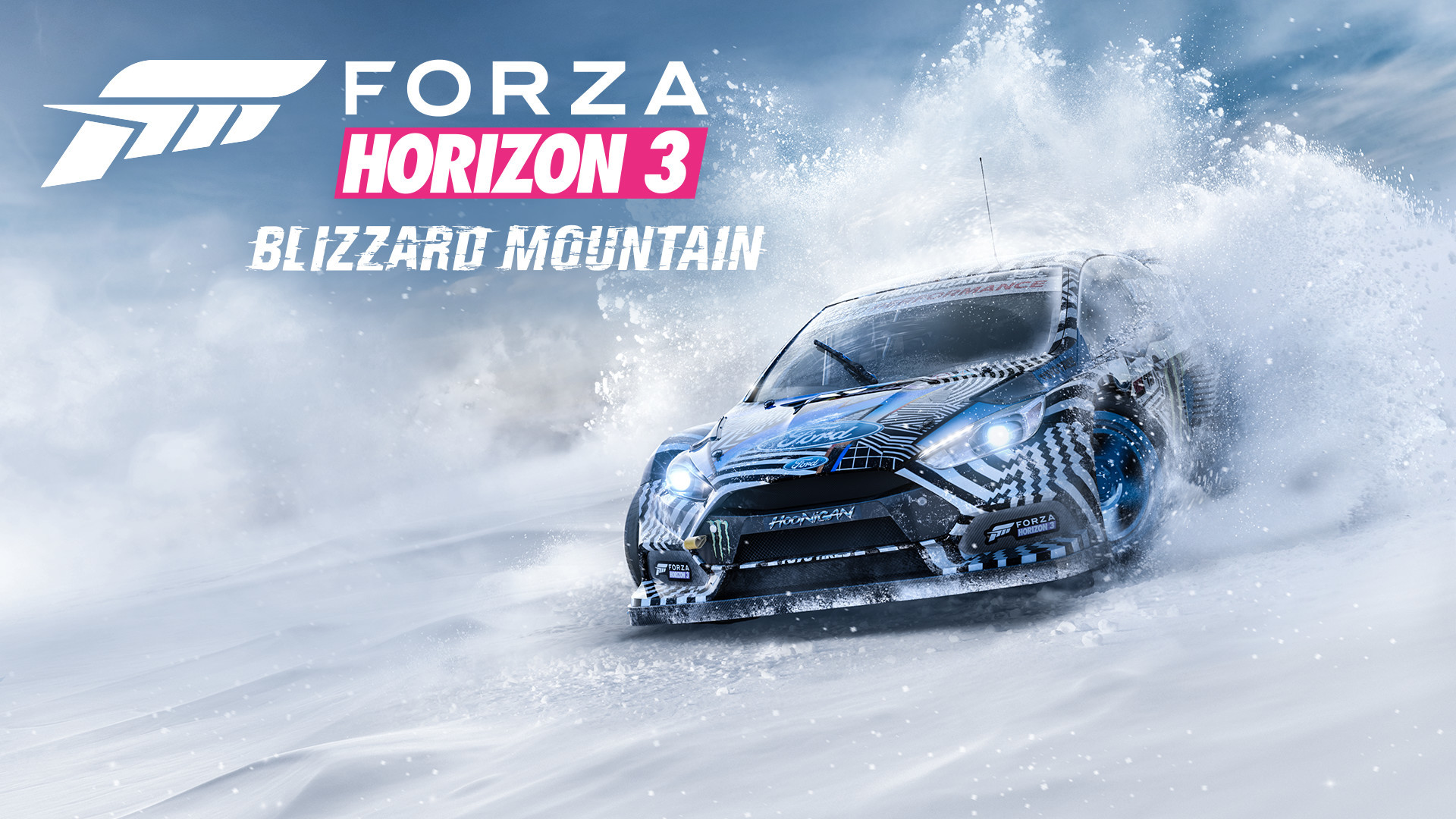 Forza Horizon 3's Blizzard Mountain Expansion Arrives Today