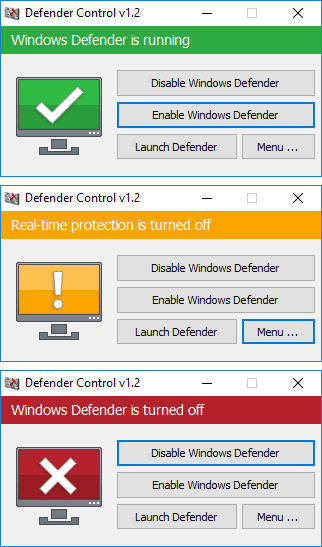 Permanently disable Windows Defender In Windows 10