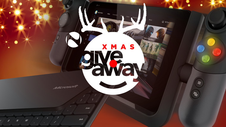 GLOBAL GIVEAWAY: Win a Linx Vision Windows 10 gaming tablet