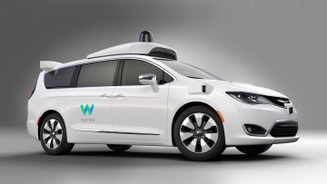 Dara Khosrowshahi wants Waymo vehicles on Uber network