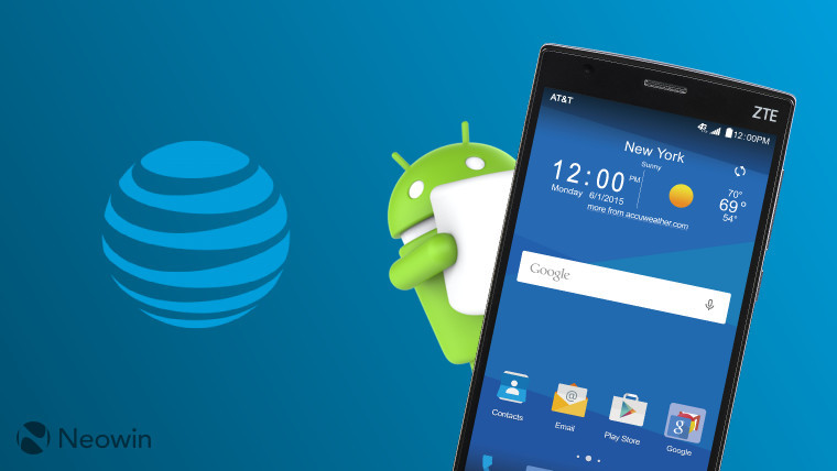 It's taken AT&T over a year to upgrade the ZTE Zmax 2 to ...