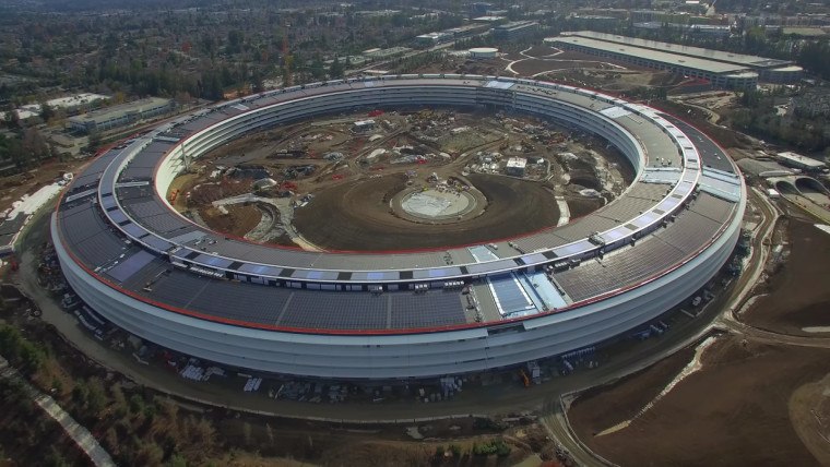 Vintage John Gruber Apple employees rebelling against Apple Park us open floor plan Neowin