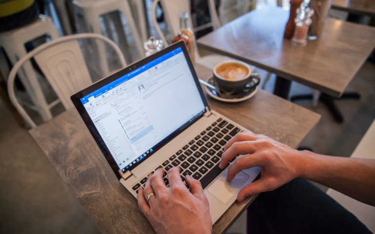 The Brydge 12.3 keyboard makes your Surface Pro 4 more like a laptop