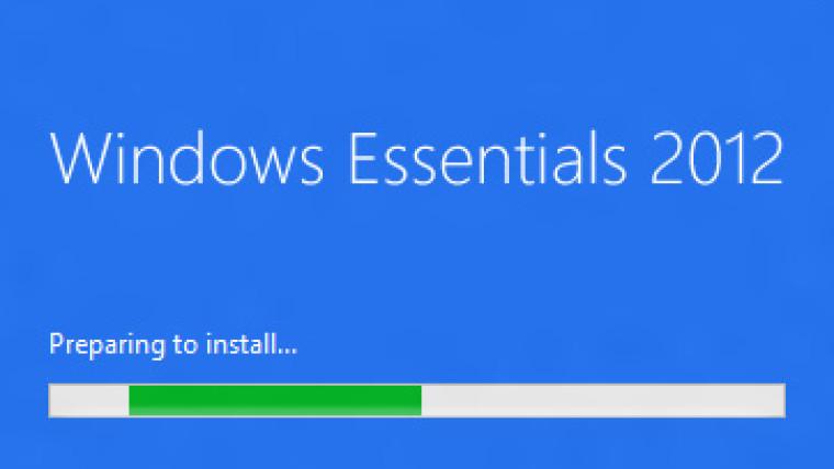 what is windows essentials