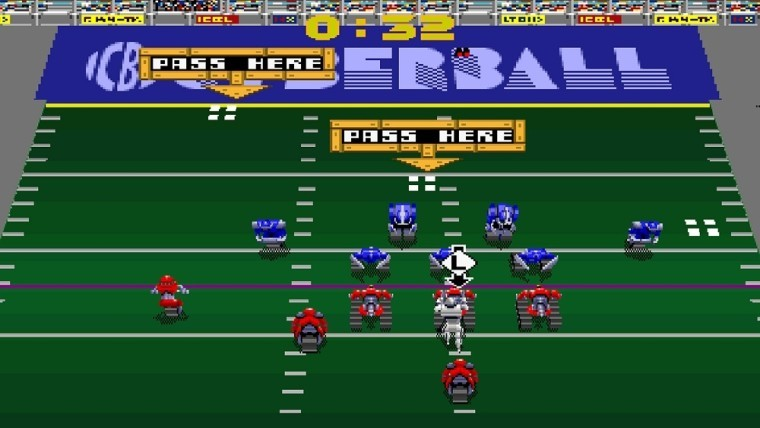 Midway Arcade Origins screenshot