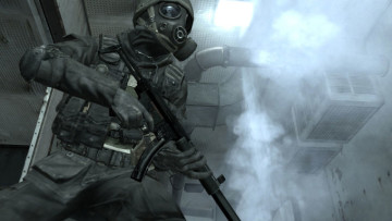 This is a screenshot from Call of Duty Modern Warfare