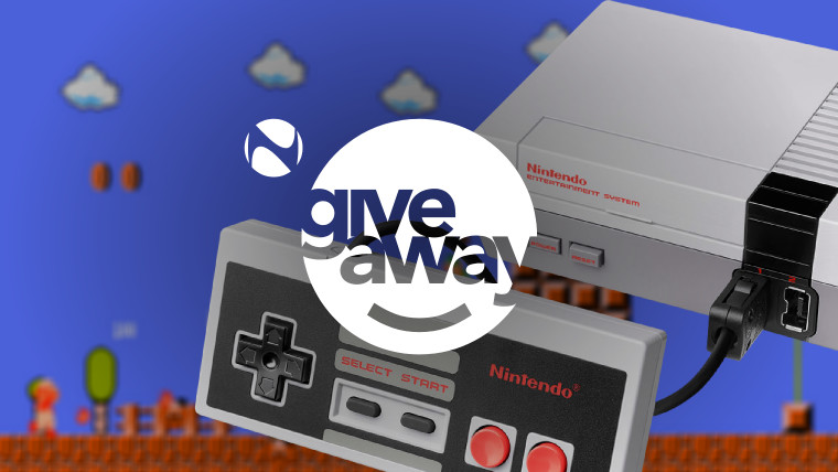 GLOBAL GIVEAWAY: Win a Nintendo NES Classic Edition, extra