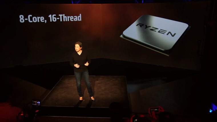 AMD's new Ryzen 7 1800X breaks world record for performance