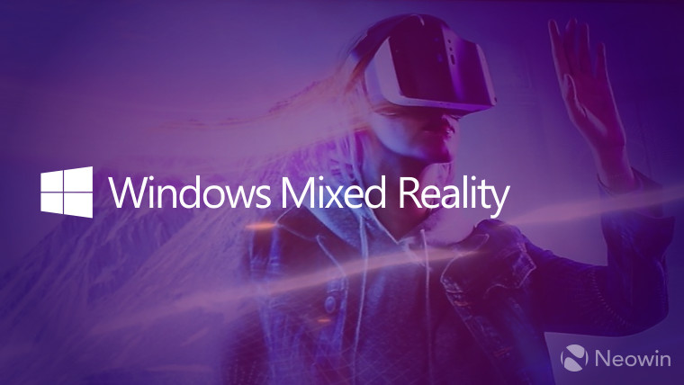 Microsoft to show where it's 'headed next' at Windows Mixed Reality event