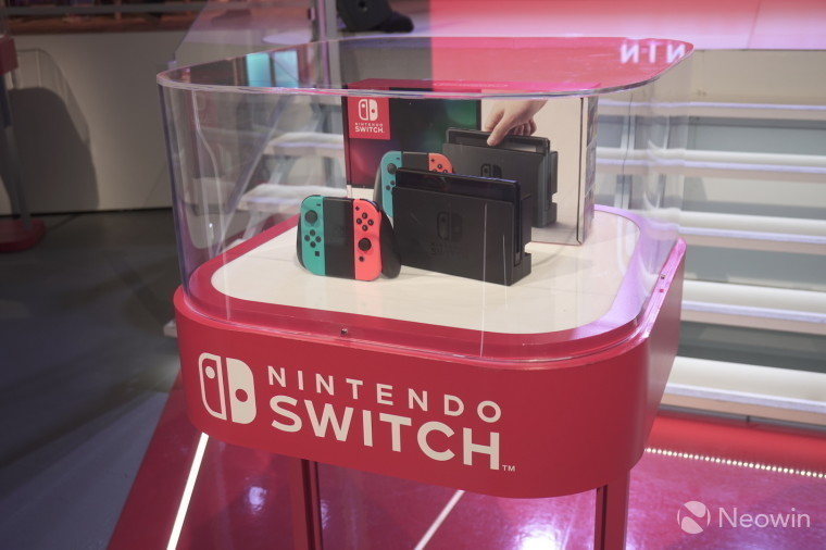 Gamestop Promises To Get A Switch In Your Hands By April 16