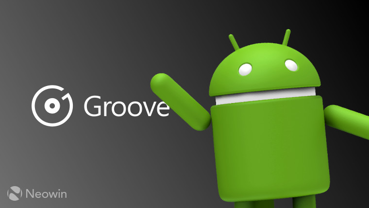 Groove Music for iOS and Android to be retired on December 1