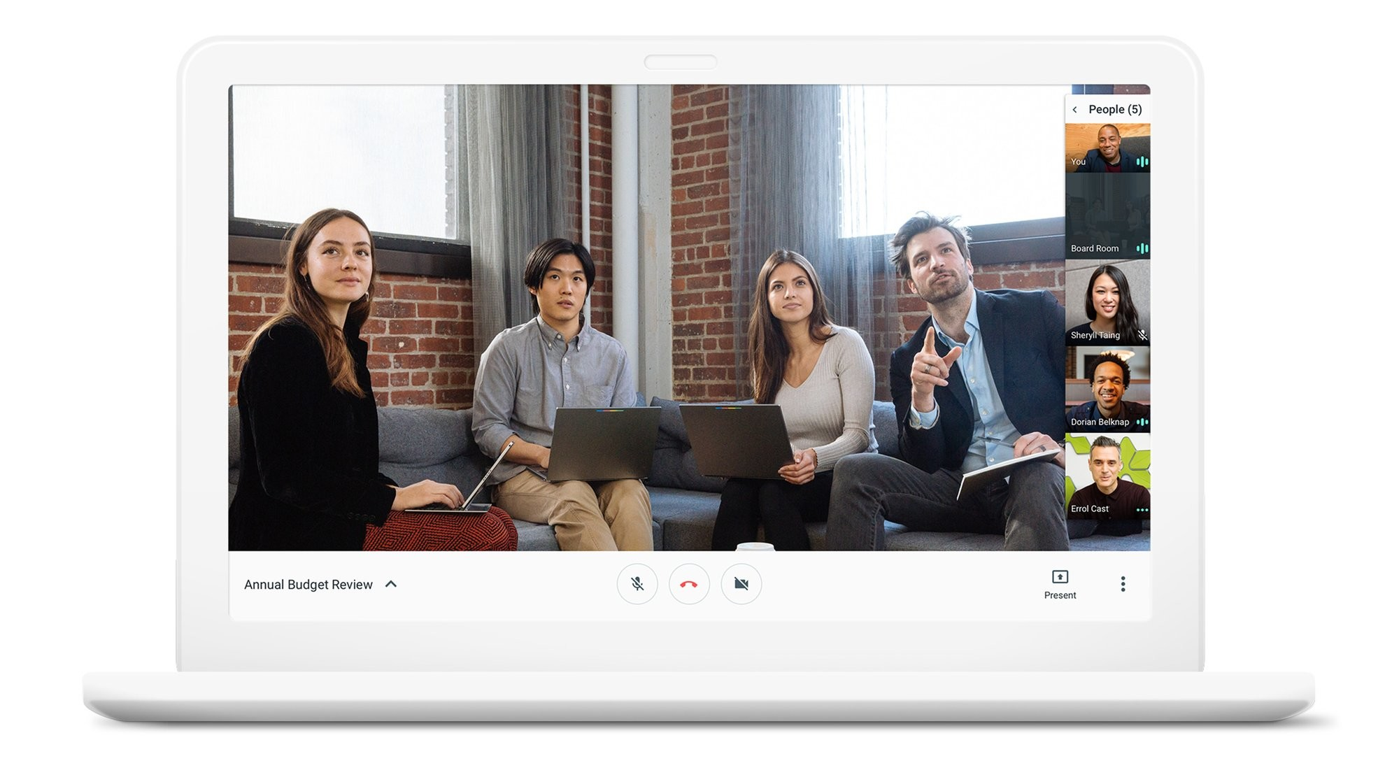 Hangouts Chat and Meet may become available to non G-suite