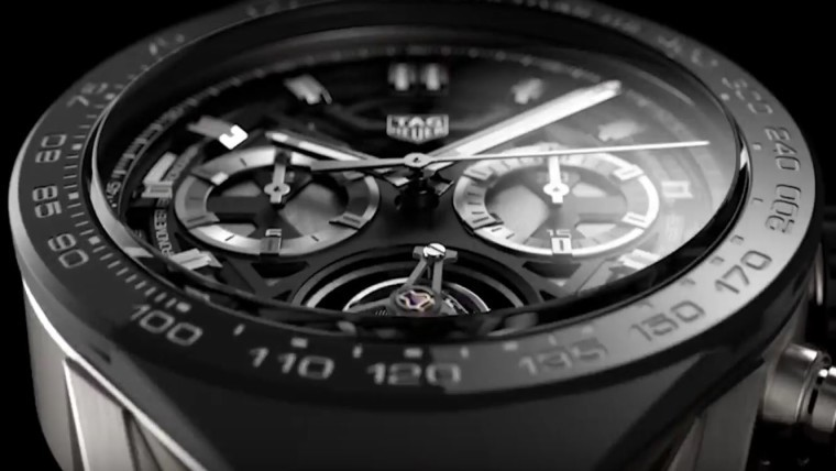 Tag Heuer and Intel launch the $1,600 Connected Modular 45 ...