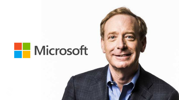 Brad Smith rais wa Microsoft